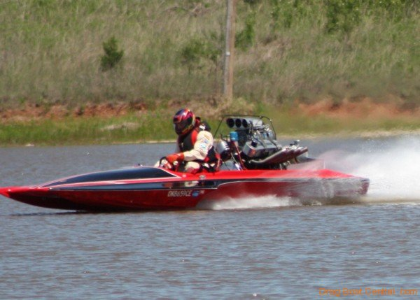 adam5 DRAG BOAT