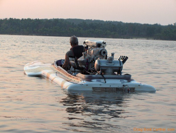 carrise DRAG BOAT