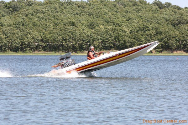 chuck-2 DRAG BOAT