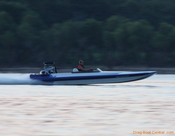 don DRAG BOAT